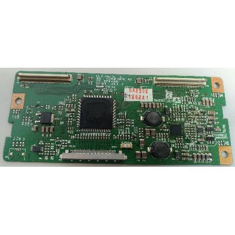 PLACA T-CON BOARD 6870C-0266A PARA TV LG 32LH3000-ZA - RECUPERADA