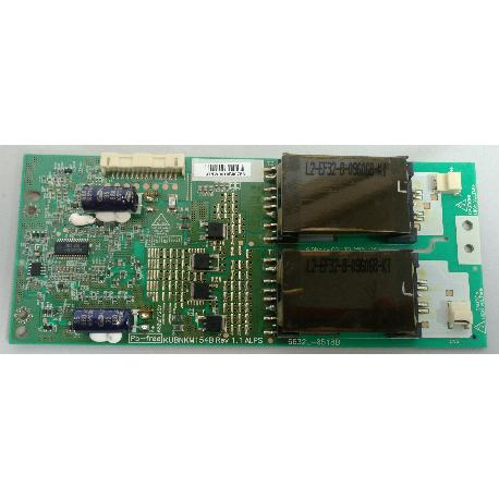 PLACA INVERTED 6632L-0518B PARA TV LG 32LH3000-ZA - RECUPERADA