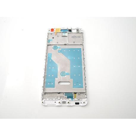 CARCASA FRONTAL DE LCD PARA HUAWEI Y7 PRIME / Y7 2017 - BLANCO