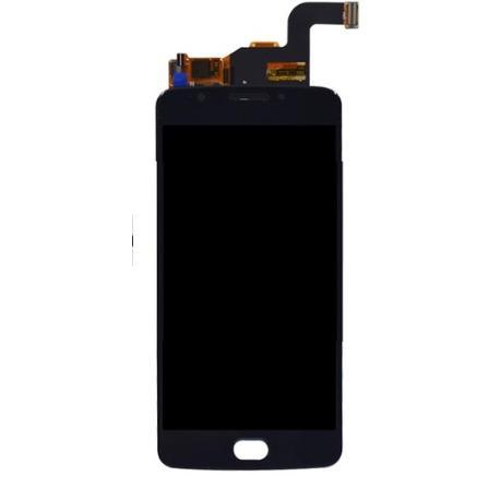 PANTALLA LCD DISPLAY + TACTIL PARA MOTO E4 - NEGRA