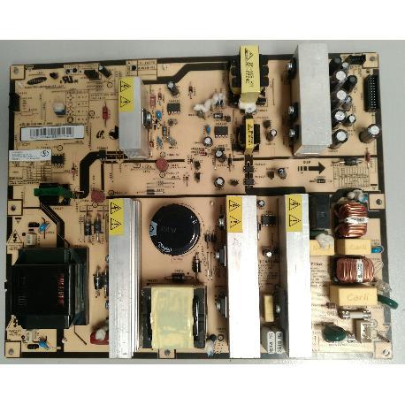 FUENTE DE ALIMENTACIÓN POWER SUPPLY BN44-00165B PARA TV SAMSUNG LE40S86BDX/XEC - RECUPERADA
