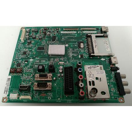PLACA BASE MAIN MOTHERBOARD EAX63329201(3) EBU60963698 PARA TV LG 42LD420-ZA - RECUPERADA