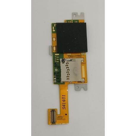 FLEX LECTOR SIM ORIGINAL HUAWEI MEDIAPAD M1 8.0 S8 - 301W - RECUPERADO