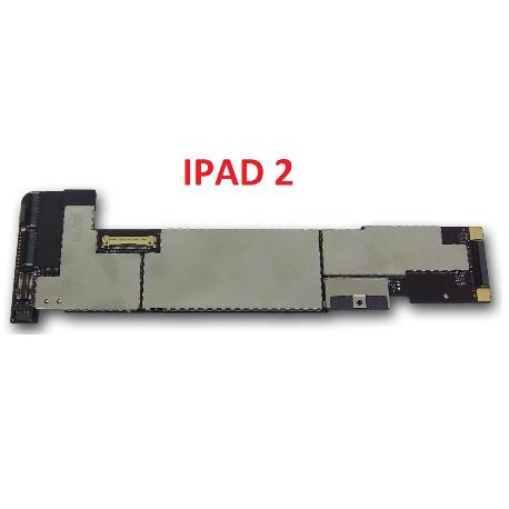PLACA BASE ORIGINAL APPLE IPAD 2 A1395 WIFI 16GB - RECUPERADA