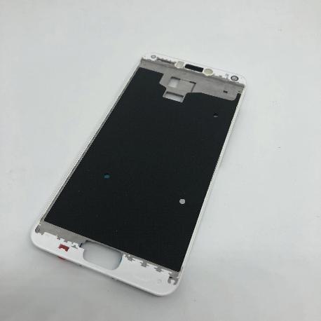 CARCASA FRONTAL DE LCD PARA ASUS ZENFONE 4 MAX ZC554KL - BLANCA
