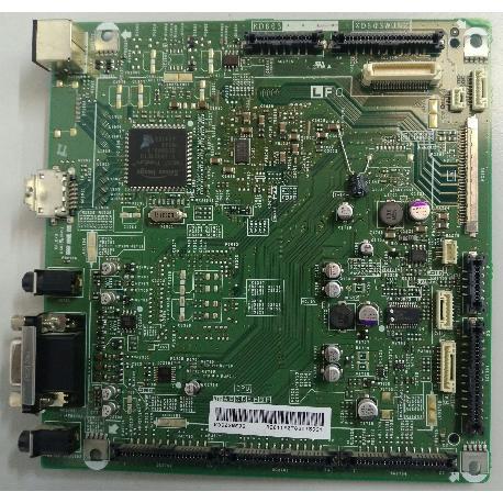 PLACA BASE MAIN BOARD KD603 XD603WJN2 PARA TV SHARP LC-32P70E - RECUPERADA