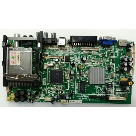 PLACA BASE MAIN BOARD HK-7100-CI-V2.69F PARA TV I-JOY LDI 32PPBI - RECUPERADA