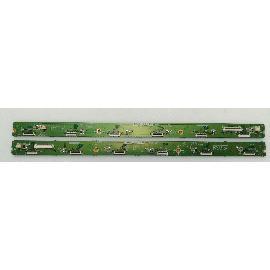 SET DE PLACAS BUFFER LJ41-06619A LJ41-06618A PARA TV SAMSUNG PS42B430P2W - RECUPERADO