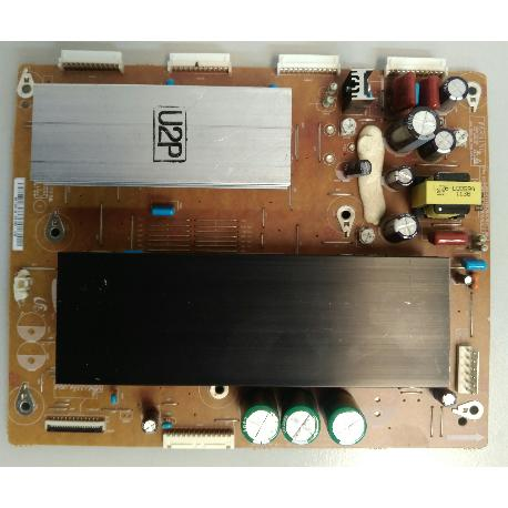 PLACA Y-MAIN BOARD LJ41-08458A PARA TV SAMSUNG PS50C450B1WXXC - RECUPERADA