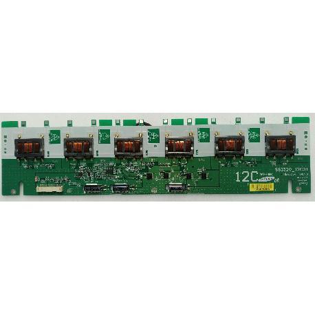 PLACA INVERTED BOARD SSI320_12C01 PARA TV SONY KDL-32L4000 - RECUPERADA