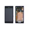 Pantalla Lcd + Tactil con marco Original Sony Xperia M2 D2303 D2305 D2306 Morada de Desmontaje