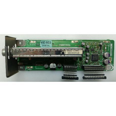 PLACA SINTONIZADORA DUNTKD833WE PARA TV SHARP LC-46XD1E - RECUPERADA