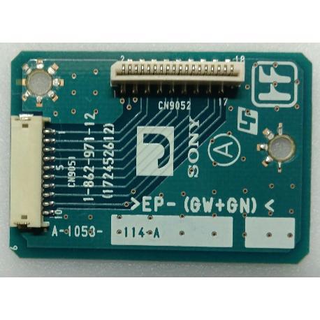 PLACA CONECTORA A-1053-114-A PARA TV SONY KE-P42M1 - RECUPERADA