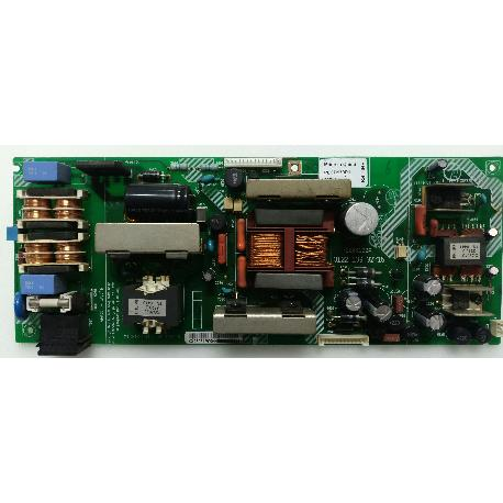 FUENTE DE ALIMENTACIÓN POWER SUPPLY PLCD170P1 PARA TV PHILIPS LC260W01-A5K6 - RECUPERADA