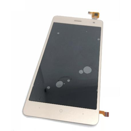 PANTALLA LCD DISPLAY + TACTIL PARA WIKO JERRY 2 - ORO