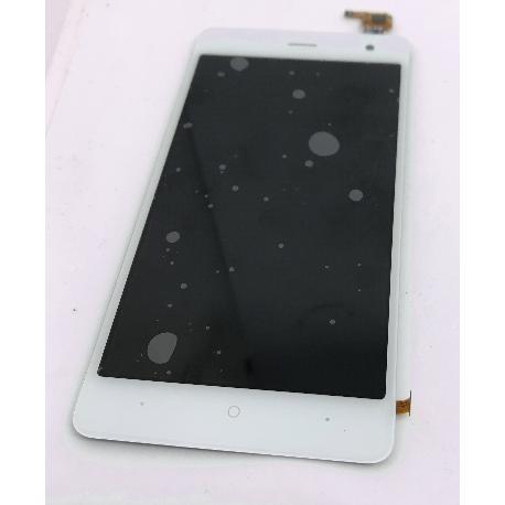 PANTALLA LCD DISPLAY + TACTIL PARA WIKO JERRY 2 - BLANCA