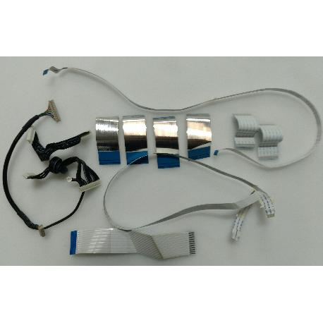 SET DE CABLES PARA TV PHILIPS LC260W01-A5K6 - RECUPERADOS