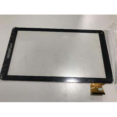 PANTALLA TACTIL TABLET 10.1 ARCHOS 101B COPPER 3G DH-1027A1-PG-FPC105-V2.0  NEGRA
