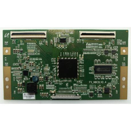 PLACA T-CON BOARD LJ94-02204G PARA TV SONY KDL-46W4000 - RECUPERADA