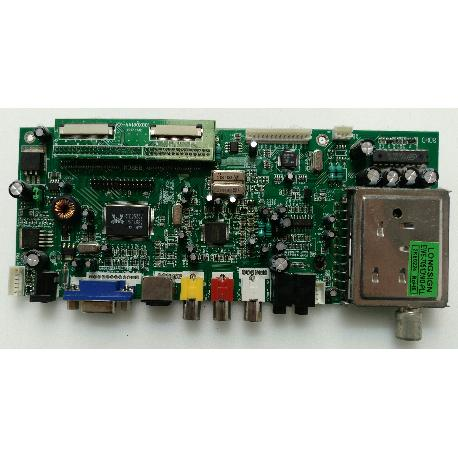PLACA BASE MAIN BOARD KX-AA150CC01 PARA TV GS 4882 A179 - RECUPERADA