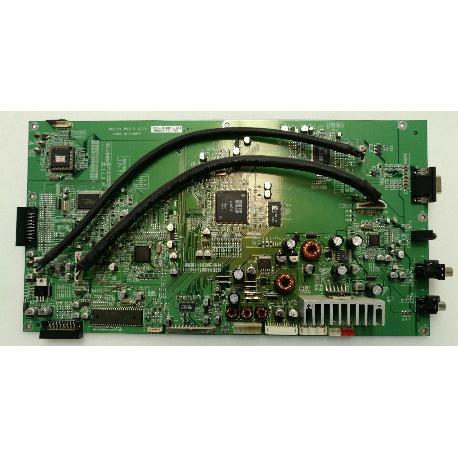 PLACA BASE MAIN BOARD 510-301001-011 PARA TV B&D NLC30PAHC - RECUPERADA