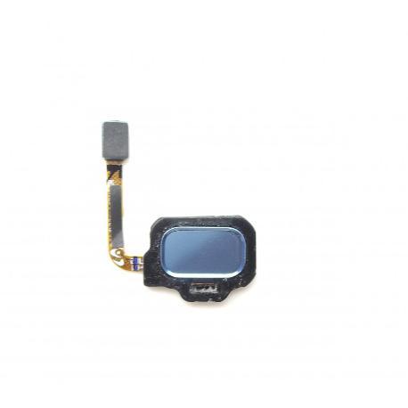 FLEX BOTON HUELLA DACTILAR TRASERO PARA SAMSUNG GALAXY S8 G950F - AZUL