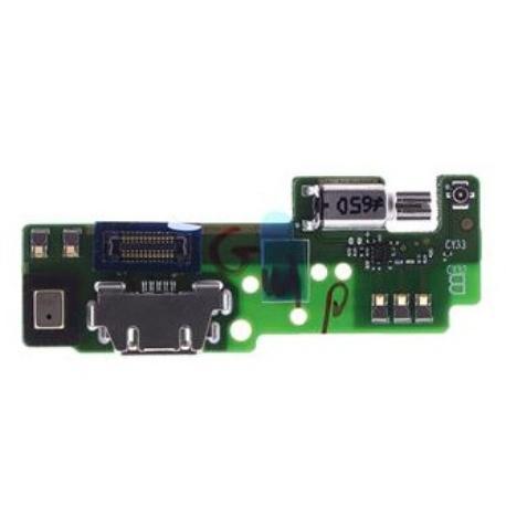 MODULO CONECTOR DE CARGA, VIBRADOR Y MICROFONO PARA SONY XPERIA E5 (F3311)