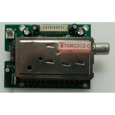 MODULO SINTONIZADOR TSM2312-Q PARA T IEKEI KFT-27B2 - RECUPERADO