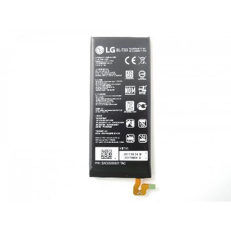 BATERIA BL-T33 PARA LG M700N Q6 DE 3000MAH