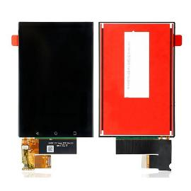 PANTALLA LCD DISPLAY + TACTIL PARA BLACKBERRY KEYONE - NEGRA