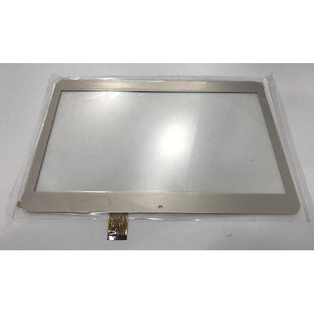 PANTALLA TACTIL UNIVERSAL TABLET 10.1 PULGADAS - XC-PG1010-061-FPC-A1 HXS - DORADA ORO