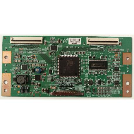 PLACA T-CON BOARD FHD60C4LV1.0 PARA TV SAMSUNG LE40B530P7W - RECUPERADA