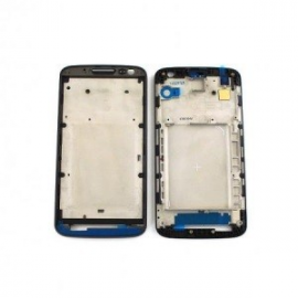 Carcasa Marco Frontal LG G2 mini D620 Negra
