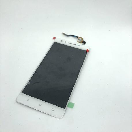 PANTALLA LCD DISPLAY + TACTIL PARA LENOVO K8 NOTE - BLANCA