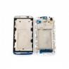 Carcasa Marco Frontal LG G2 mini D620 Blanca