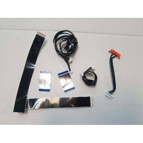 SET DE CABLE PARA TV SAMSUNG UE43J5600AKXXC - RECUPERADOS