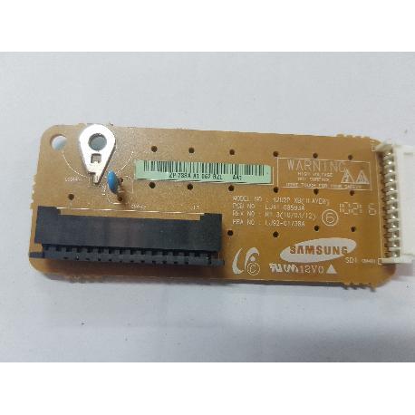 PLACA XSUB LJ92-01738A LJ41-08593A PARA TV SAMSUNG PS-42C450B1WXXC - RECUPERADA