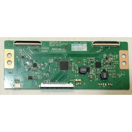 MODULO T-CON BOARD TV TOSHIBA 50L4333D 6870C-0444A