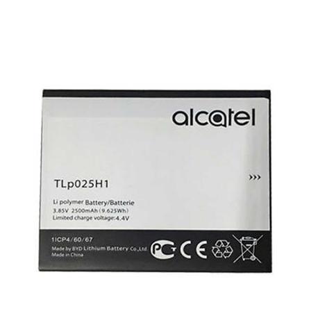 BATERIA ORIGINAL TLP025H1 / TLP025H7 PARA ALCATEL POP 4, 5051 / 5051D / 5051X - RECUPERADA