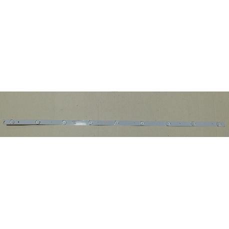 TIRA DE LED DLED395M1-09-A1 PARA TV TD SYSTEMS K40DLM5F - RECUPEDA