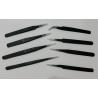 Kit de pinzas de alta precisión ( 8 piezas)