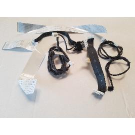 SET DE CABLE + ENTRADA DE CORRIENTE PARA TV PHILIPS 32PFL5604H/12 - RECUPERADOS