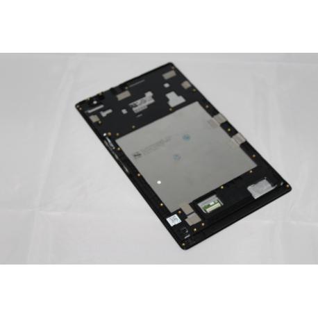 PANTALLA DISPLAY LCD + TACTIL CON MARCO ASUS ZENPAD S 8.0 Z380KNL  -  NEGRA
