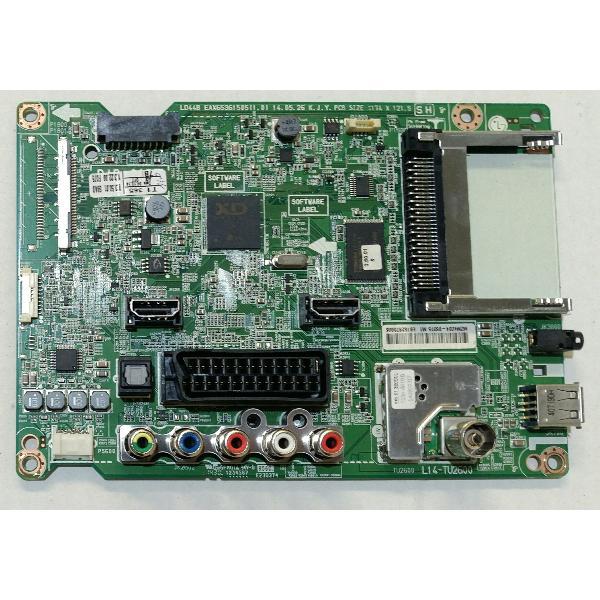 PLACA BASE MAIN BOARD EBT62973006 PARA TV LG 39LB5610-ZC