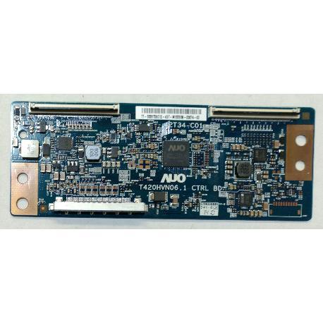 PLACA T-CON BOARD TV LG 42LB5610 T420HVN06.1