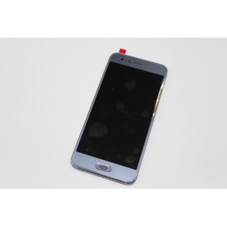 PANTALLA LCD DISPLAY + TACTIL CON MARCO PARA HUAWEI HONOR 9 STF-L09 GRIS