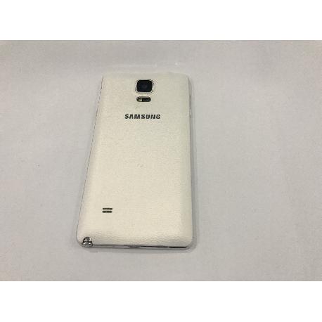 TELEFONO MOVIL COMPLETO SAMSUNG GALAXY NOTE 4 N910F BLANCO - USADO GRADO D