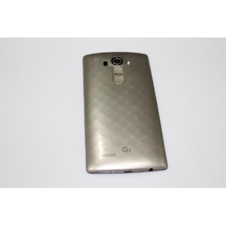 TELEFONO MOVIL COMPLETO LG G4 H815 ORO  - USADO GRADO D