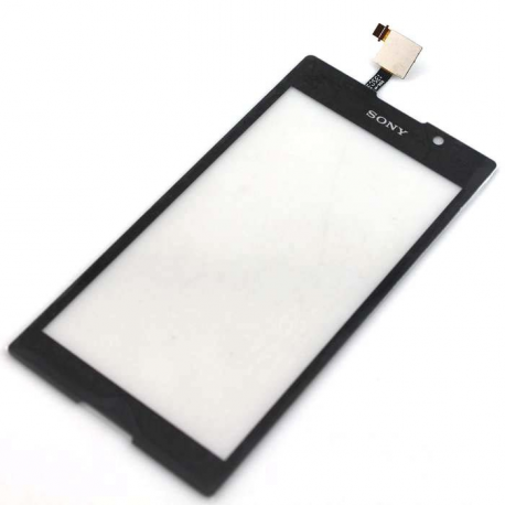Pantalla Tactil Sony Xperia C S39H Negra