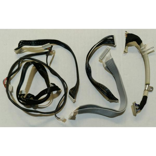 SET DE CABLES PARA TV PHILIPS 23PFL5522D/12 - RECUPERADOS